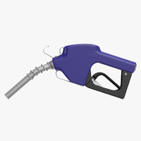 Fuel Nozzle Blue
