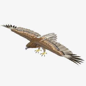 3d model gurney eagle