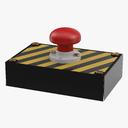 Panic Button 3D models