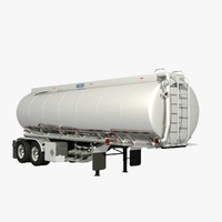 Advanced 32ft Tanker Trailer