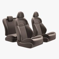 Nissan Juke Chairs