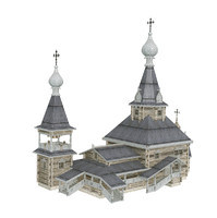 church wooden max