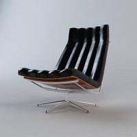 chair javier 3d model