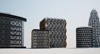 Modern Buildings 1-5