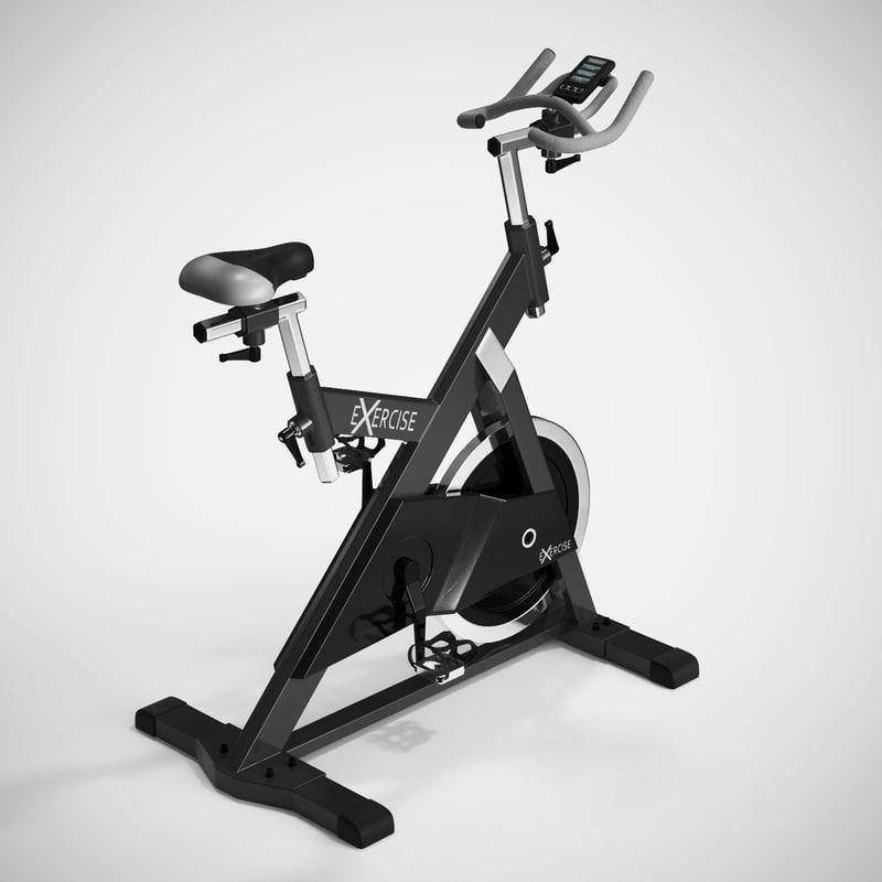 exercise bike 3ds