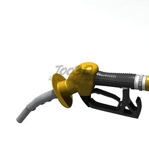 gas nozzle lwo