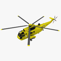sikorsky helicopter 3d max