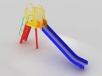 3d model slide