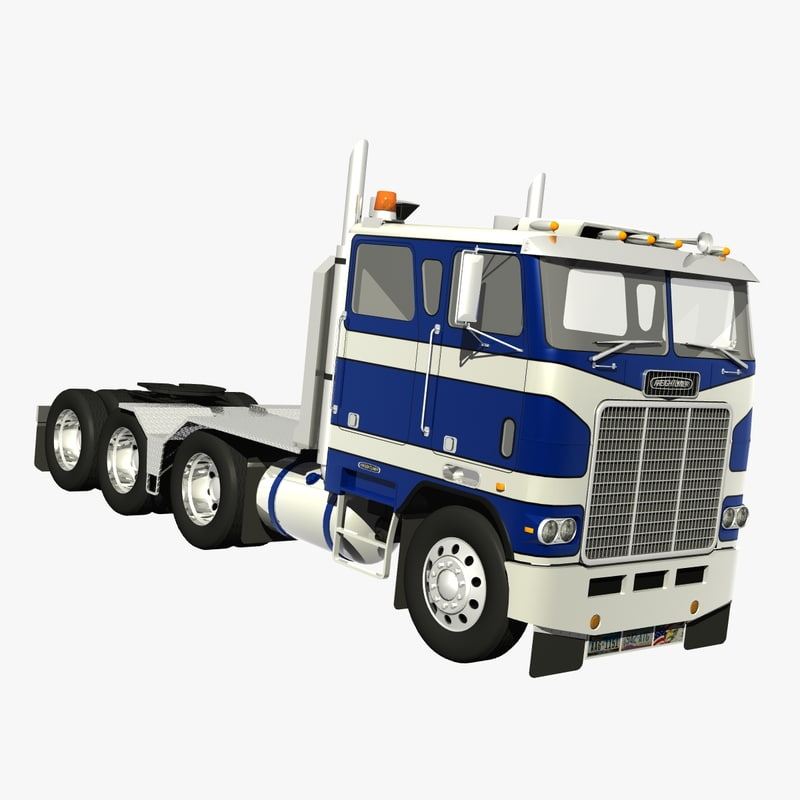 freightliner powerliner haulage lwo