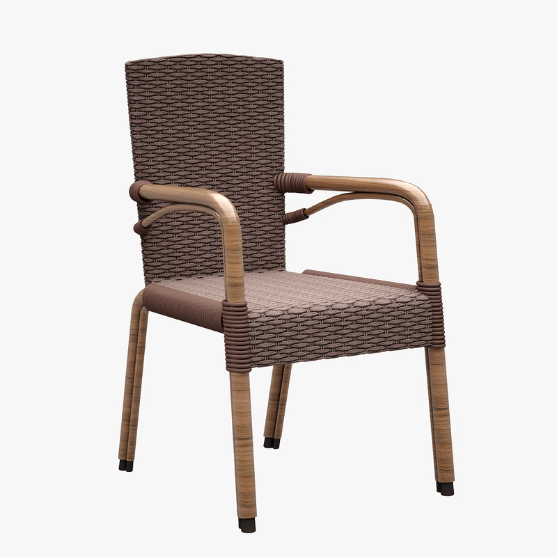chair hancerli 3d max