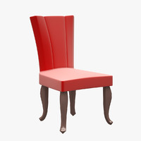 chair hancerli 3d model