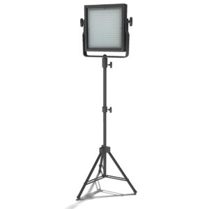 led light panel 3d model