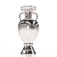 3d trophy cup model