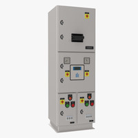 Industrial Electrical Panel 3