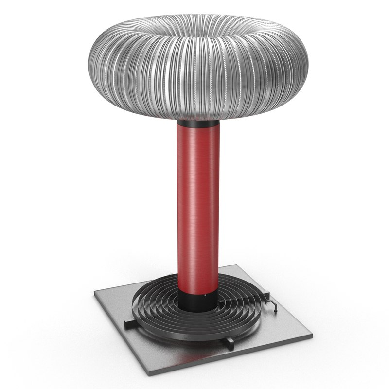 tesla coil max