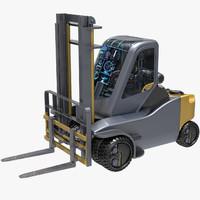 Sci Fi Forklift