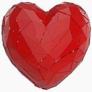 3d ow heart