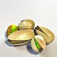 pistachio nut 3d model