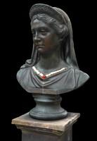 Statue, Bust, Replica