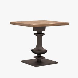 table hancerli max