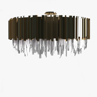 empire chandelier obj