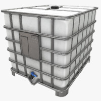 ibc container 3d max