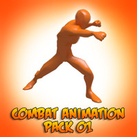 Combat Animation Pack 01