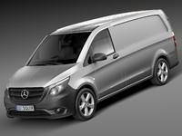 Mercedes-Benz Vito PanelVan 2015