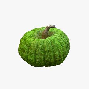 3d pumpkin 01