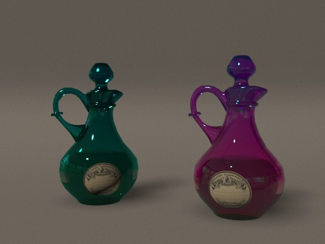3ds max bottles gypsy
