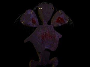 3dsmax character