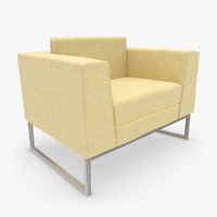 realistic sillon boss 06 3d 3ds