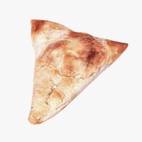 pie scan 3d model