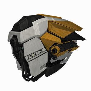 - sci fi police max