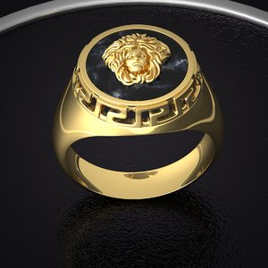 3d max cnc ring