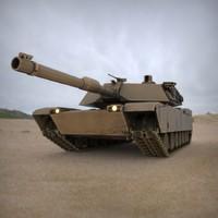 3d tank - am84