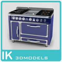 48w-4 surface burner-griddle max