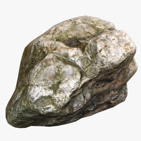 3dsmax asset stone