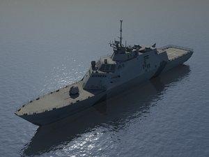 3dsmax ship
