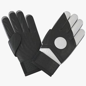 goalie gloves 3d 3ds