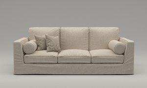 free obj mode classic sofa