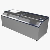 chest freezer 3d x