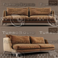 Brando Sofa by Black Tie