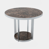 3d flexform fauno table