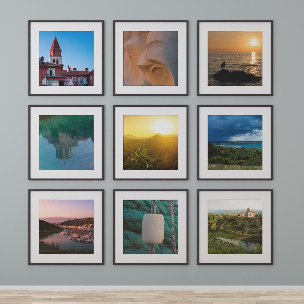 photo wall croatia 3d 3ds