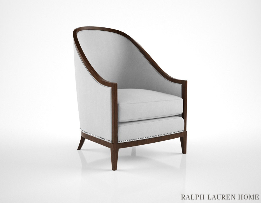 3d model ralph lauren mayfair bergere