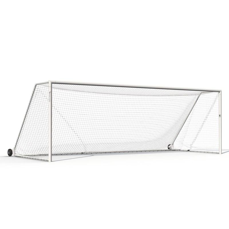 3dsmax soccer goal