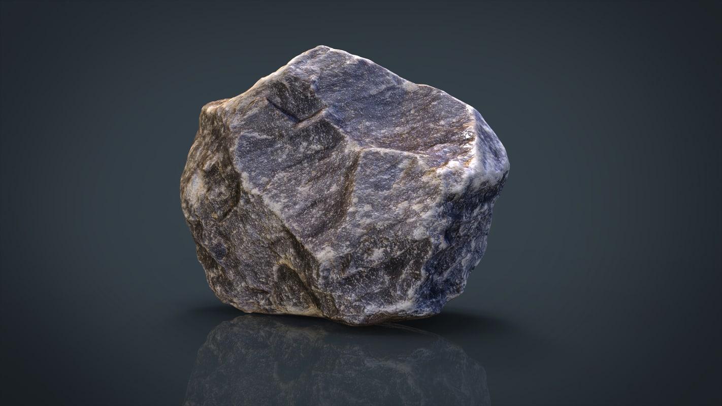 obj stone 3