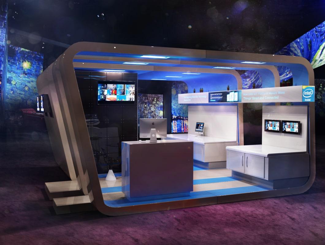 design exhibition 3d model