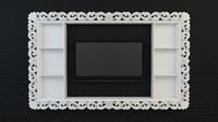 3d model tv frame